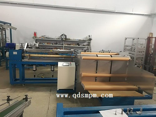 SM1600-Q Automatic High-speed Paper Tube Recutting Machine